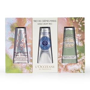 Springtime Hand Cream Trio - L'Occitane