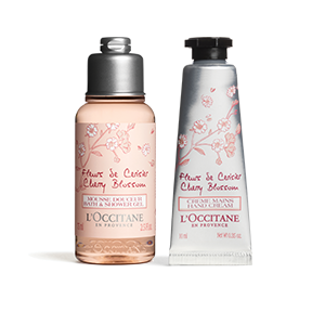 Sweet Cherry Blossom Duo - L'Occitane
