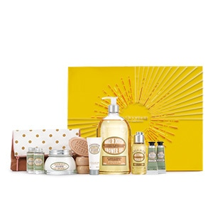 The Deluxe Almond  Body Set