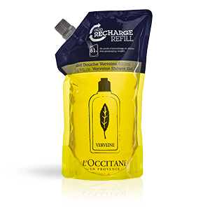 Verbena Shower Gel Refill - L'Occitane