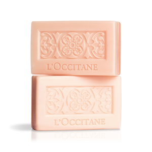 Welcome Home Rose Soaps Duo