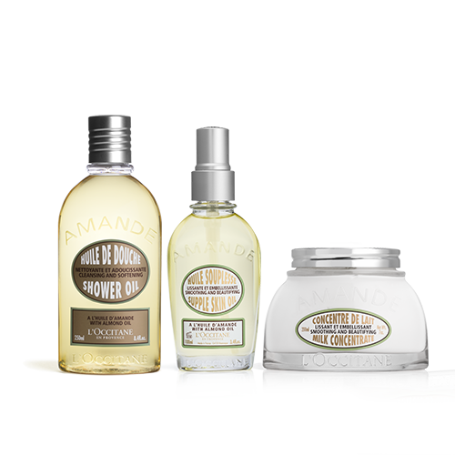 Almond Beauty Trio