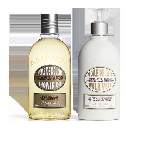 Almond Body & Bath Duo