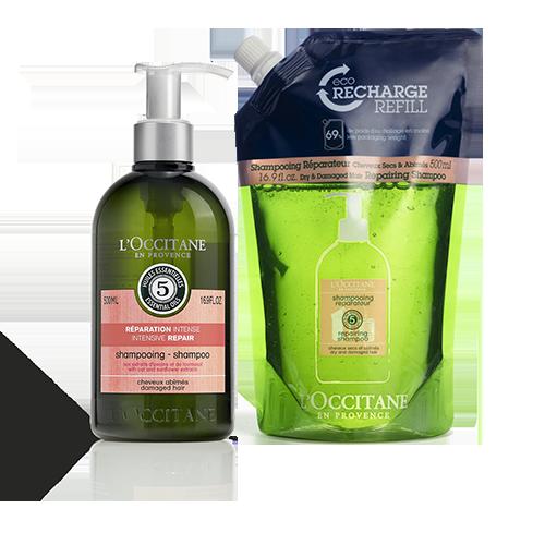 Aroma Repairing Shampoo and Refill