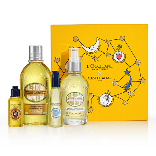 Beauty Oils Collection