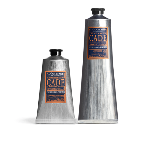 Cade Shaving Cream & Balm Duo