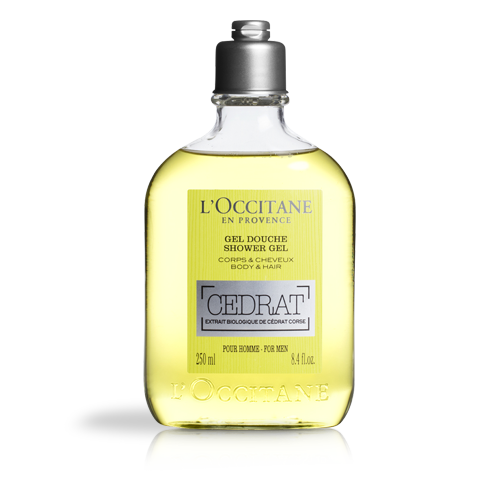 Cedrat Shower Gel