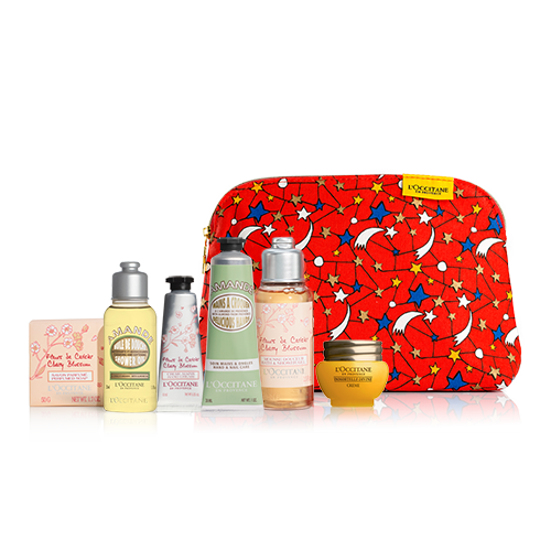 Floral Beauty Discovery Kit