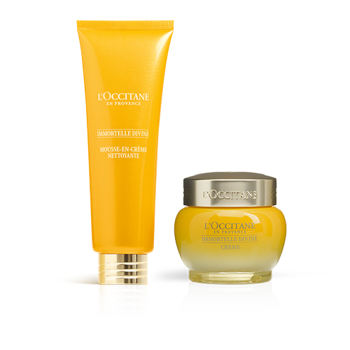 Immortelle Divine Cleanse & Glow Duo