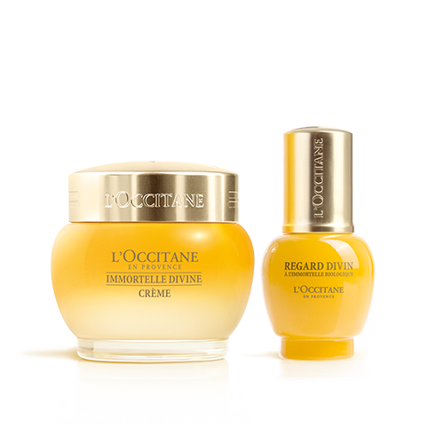 Immortelle Divine Eyes & Cream Duo