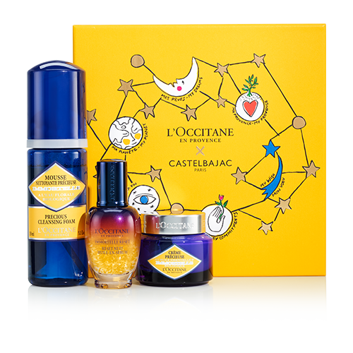 Radiant Immortelle Precious Collection