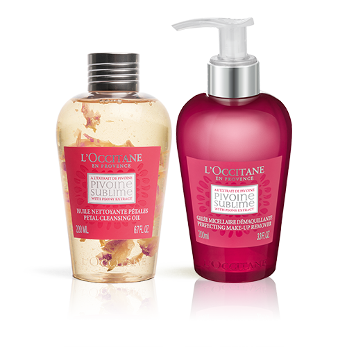 Peony Cleansing Duo