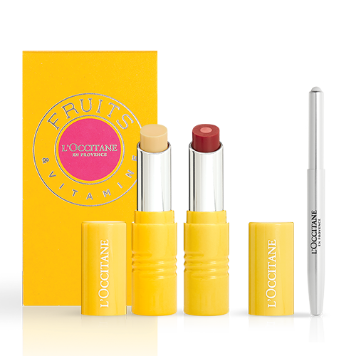 RED-Y TO PLAY PERFECT LIP DUO