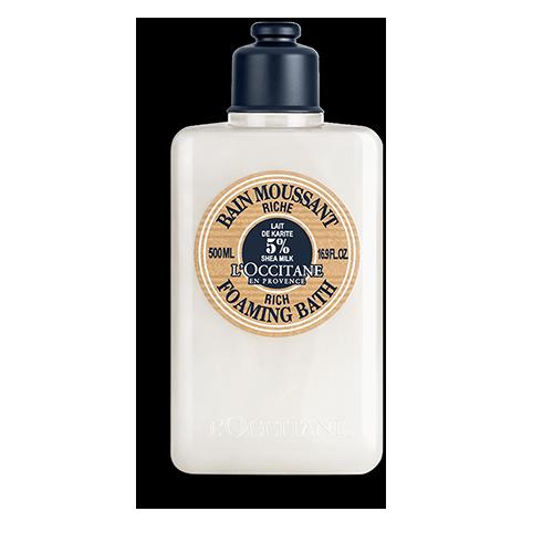 Shea Butter Foaming Cream Bath
