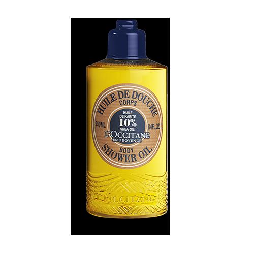 Shea Body Shower Oil