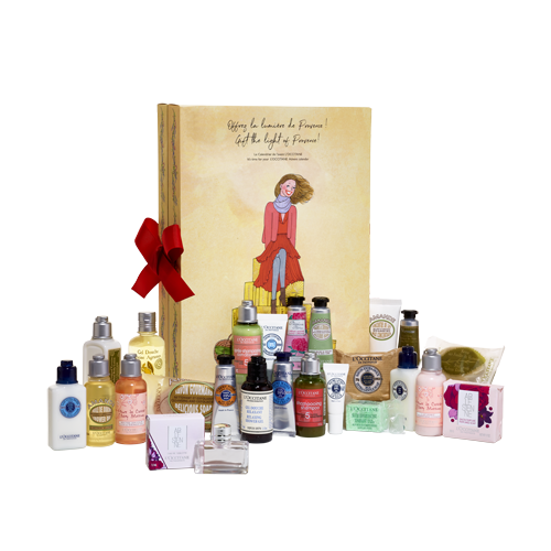 L'Occitane Advent Calendar Collection