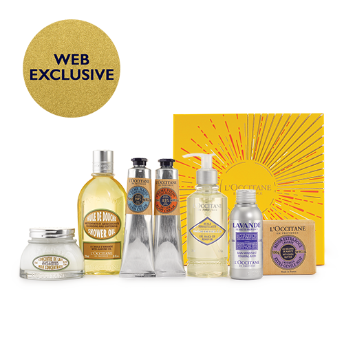 how to use l occitane divine products