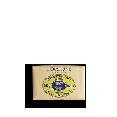 Verbena Shea Butter Extra Gentle Soap