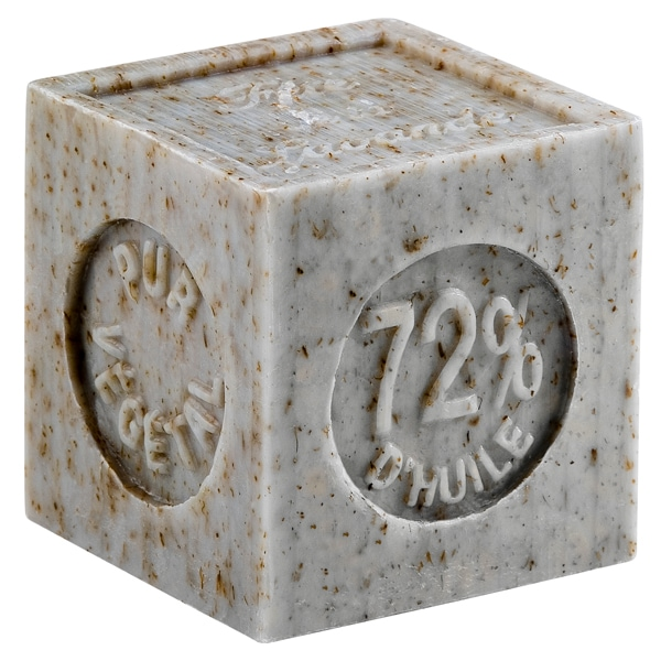 L'OCCITANE - Soap Cube with Lavender Grains - Scrubs & Exfoliants - Body & Hands - Usage :  bath and body
