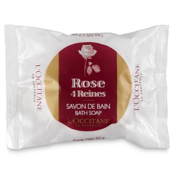 Rose 4 Reines Bath Soap