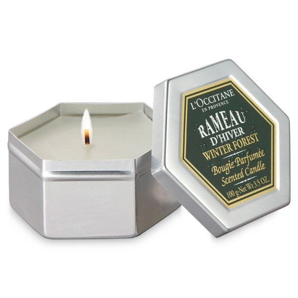 Winter Forest Scented Candle
