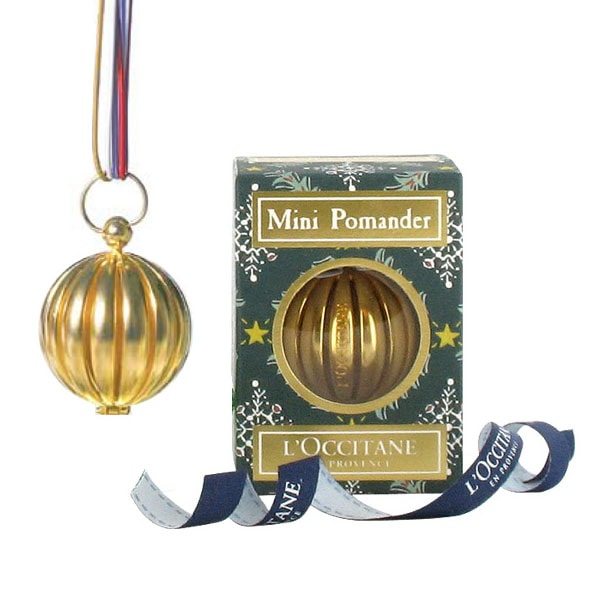 L'OCCITANE - Mini Pomander - Concentrated Home Perfume - Home - Usage
