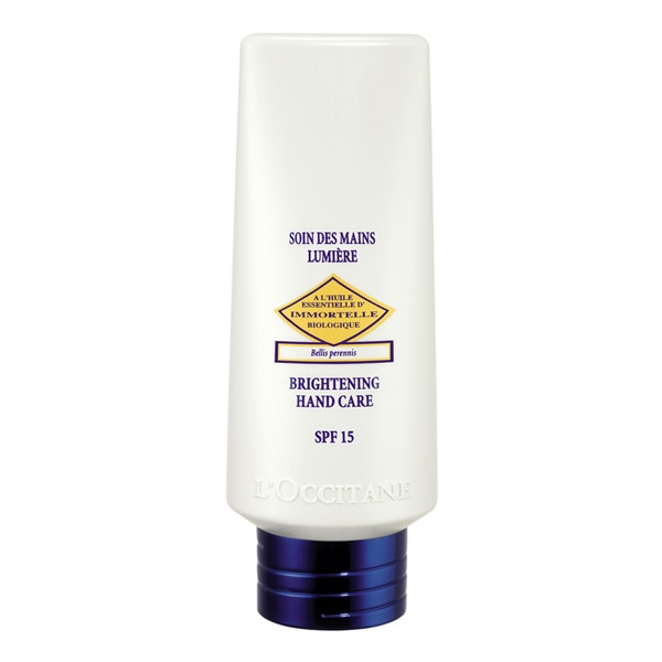 Immortelle Brightening Hand Care SPF15