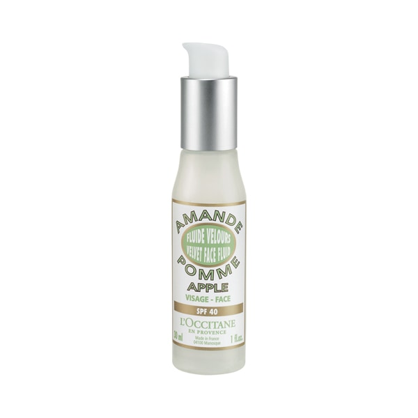 Almond Apple Velvet Face Fluid SPF40 - Discontinued