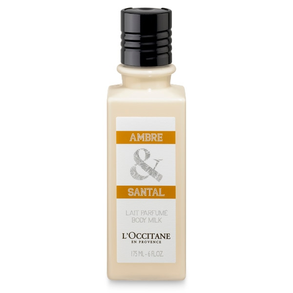 Ambre & Santal Perfumed Body Milk