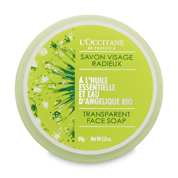Angelica Transparent Face Soap