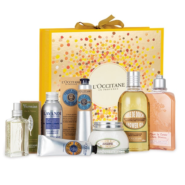 Best of L'Occitane Gift Set