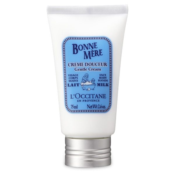 Bonne Mere Gentle Cream for Face, Body & Hands - Milk