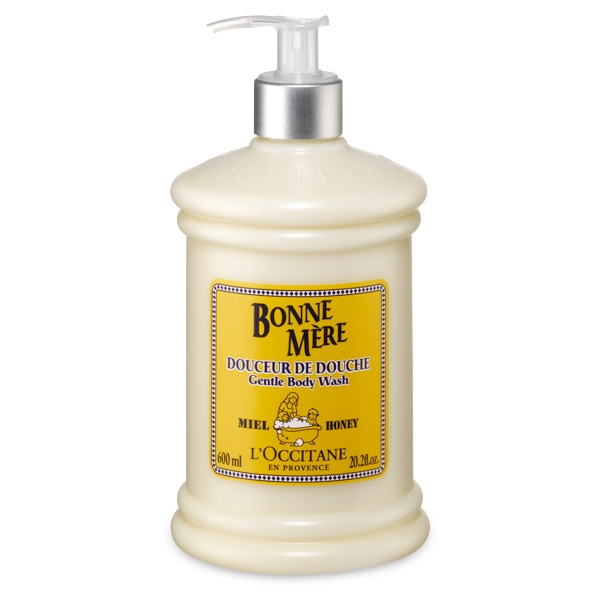 Gentle Body Wash Honey - Discontinued