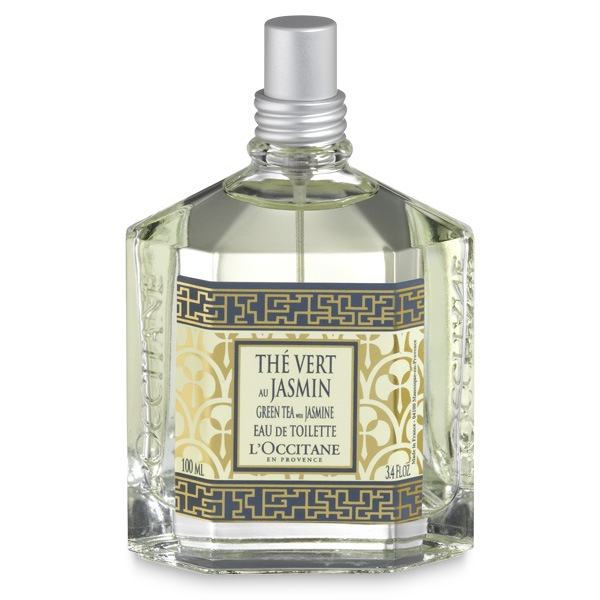 Green Tea with Jasmine Eau de Toilette - Discontinued