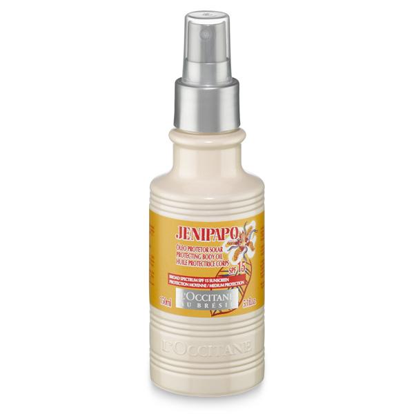 Jenipapo Oil SPF 15