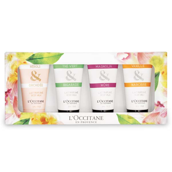 La Collection de Grasse Body Milk Collection