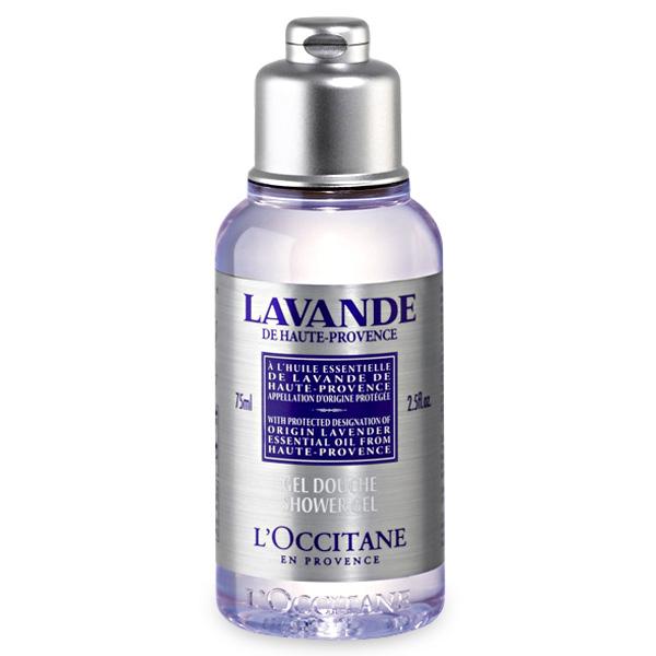 Lavender Certified Organic* Shower Gel (Travel Size)