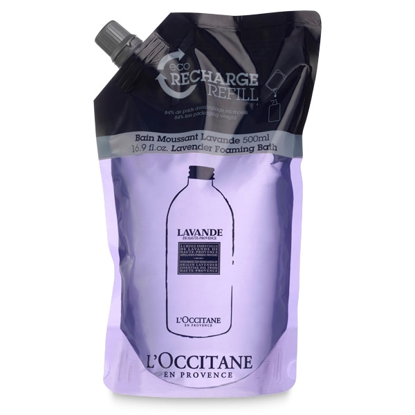 Lavender Foaming Bath Refill