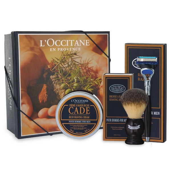 Luxury Shave Collection