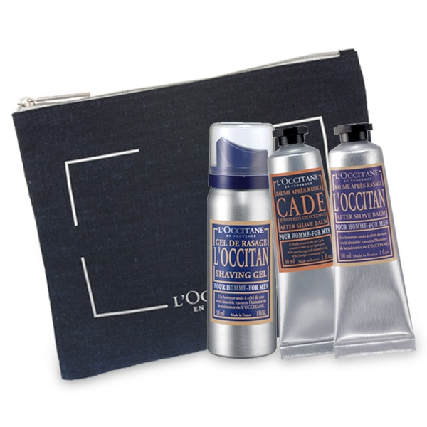 Mini Shave Travel Set