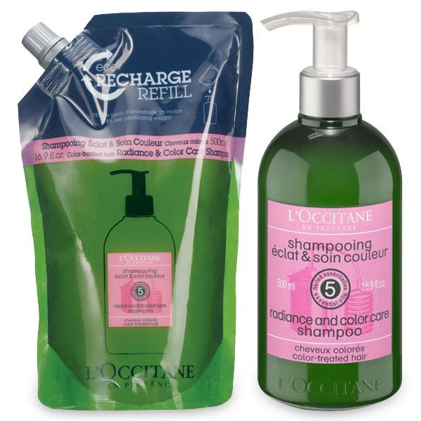 Radiance Shampoo & Refill Duo