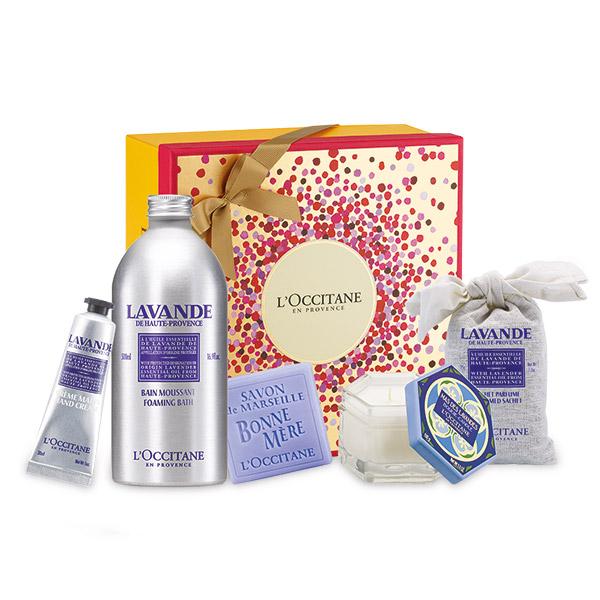 L'Occitane Lavender Gift Set
