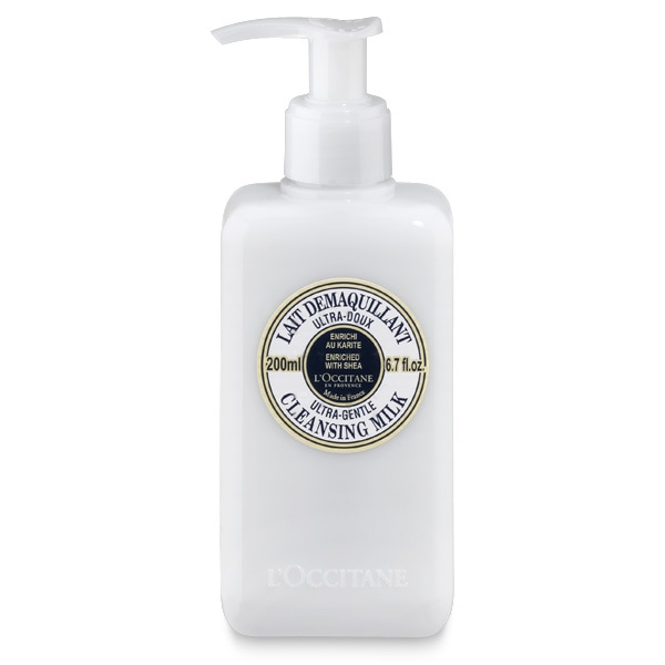 Shea Butter Cleansing Milk