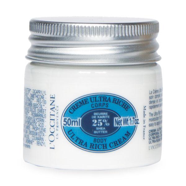 Shea Butter Ultra Rich Body Cream (Travel Size)
