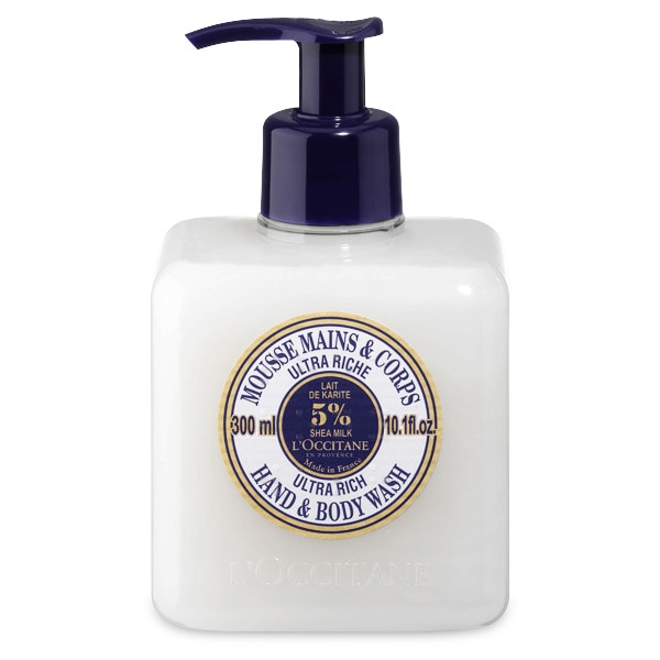 Shea Butter Ultra Rich Hands & Body Wash