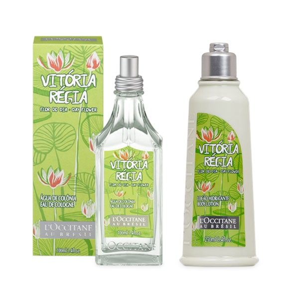 Vitória Régia Day Fragrance and Body Duo