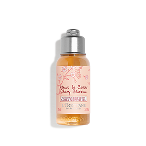 Cherry Blossom Shower Gel  (Travel Size)