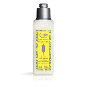 Citrus Verbena Fresh Body Milk (Travel Size)