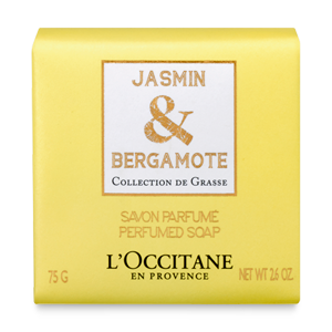 Jasmin & Bergamote Perfumed Soap