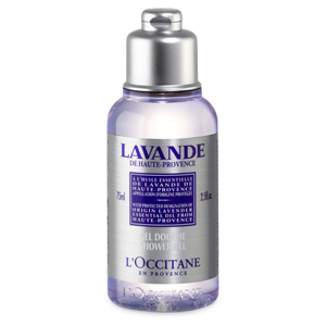 Lavender Shower Gel organic certified*